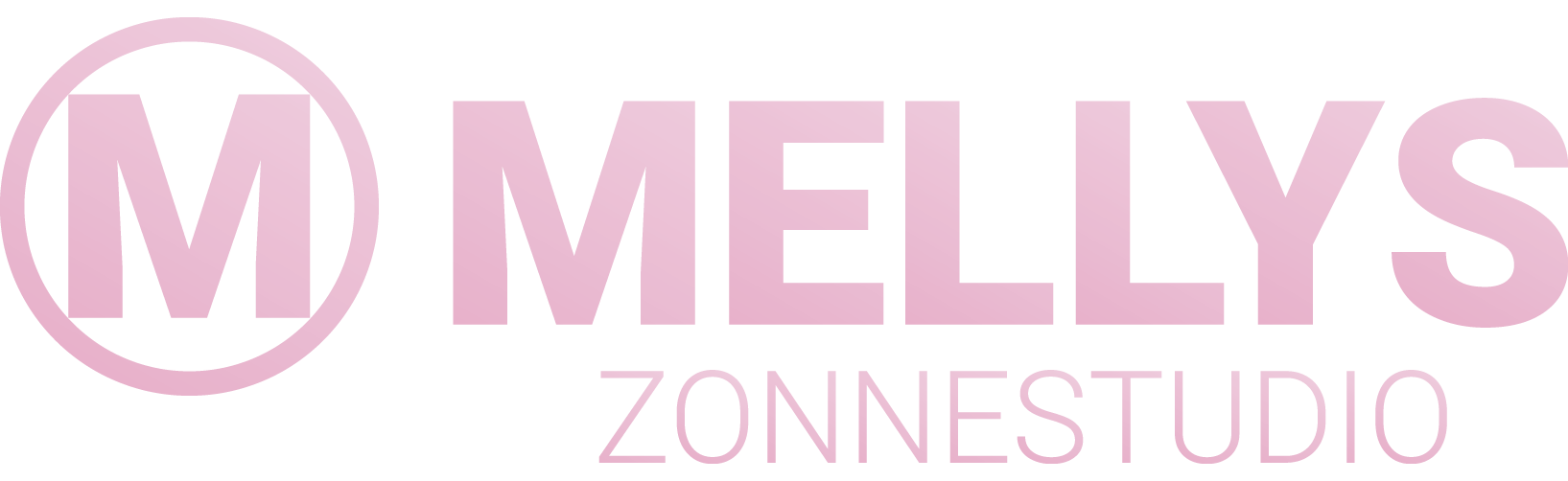 Mellys Zonnestudio- Logo- Website- Cryostudio